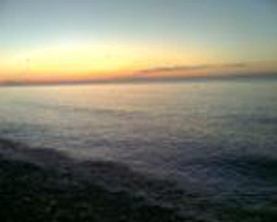 at the Waters Edge: Sunrise on Lake Michigan