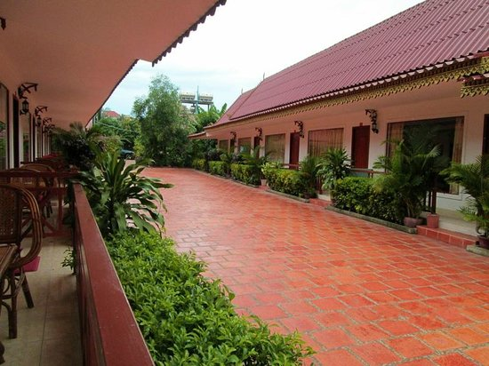 Reaksmey Mean Rith Guesthouse & Residence