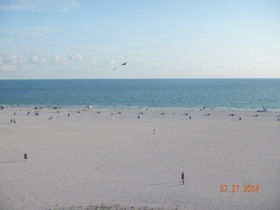 Bilmar Beach Resort : from 7th floor of tower