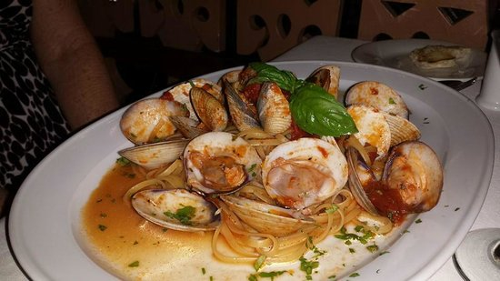 Limoncello : Amazing clams