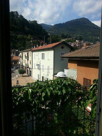 Hotel San Giuseppe : Utsikt från rummet