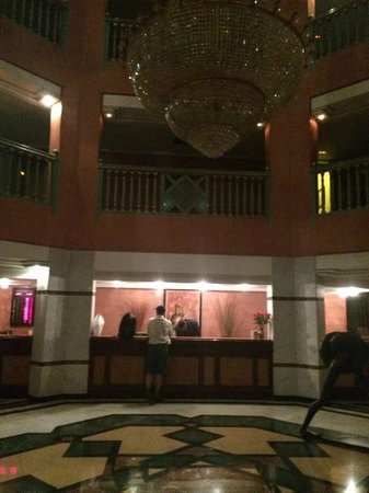 Mogador Opera: friendly and smiling receptions