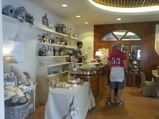 Hotel San Giuseppe : Baren