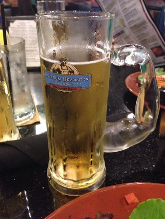 Industrial Revolution Eatery & Grille: Beer