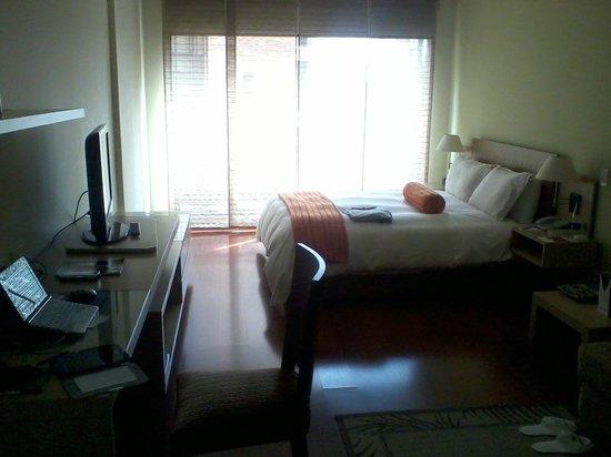 Cosmos 100 Hotel & Centro de Convenciones: My room I
