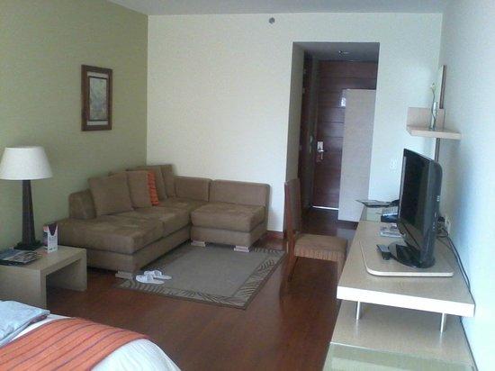 Cosmos 100 Hotel & Centro de Convenciones: My room II
