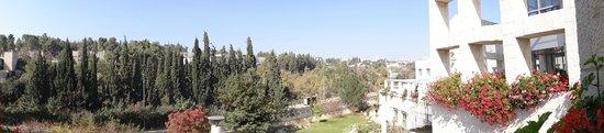 Yitzhak Rabin Guest House: Панорамный вид