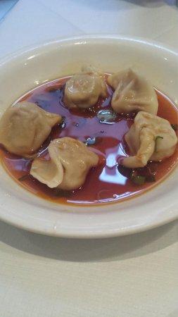 Sanxia Renjia Chinese Restaurant and Karaoke: dim sum in chilli oil