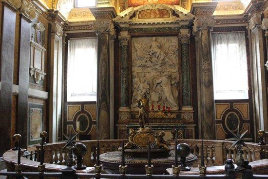 Basilica di Santa Maria Maggiore: Batistério