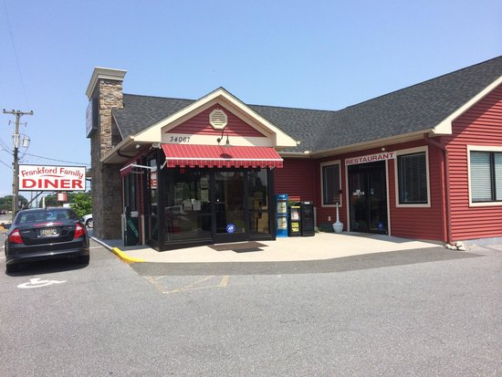 Frankford, DE: Perfect diner experience.