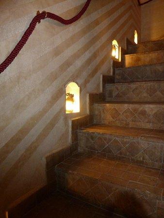 Riad le Clos des Arts: Le scale