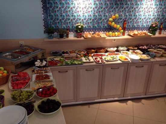 Tashkonak Hotel: Breakfast was incredible!