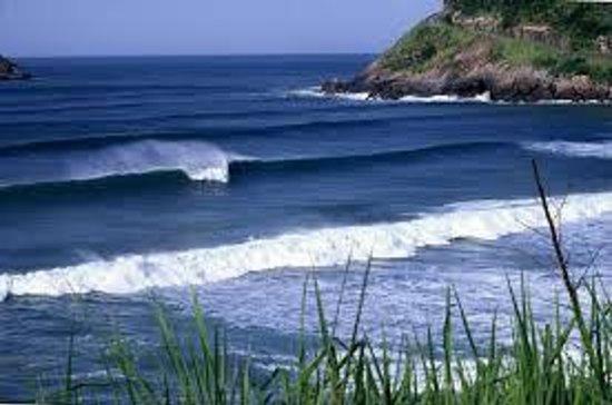 Prainha Beach: Vista das Ondas