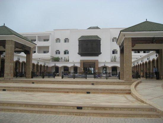 Iberostar Founty Beach: entree de l hotel