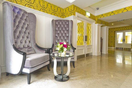 Westcourt Hotel: Hotel Lobby