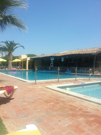 Pinhal do Sol Hotel : the pool