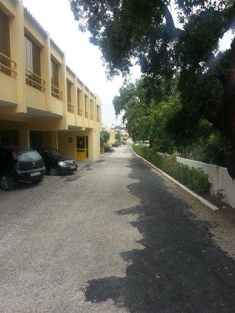 Pinhal do Sol Hotel: grounds