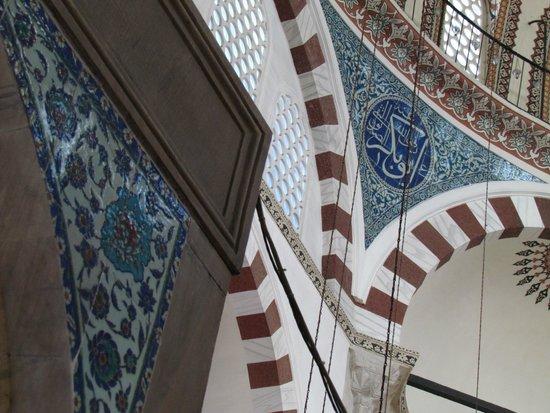 Rustem Pasha Mosque: Interno