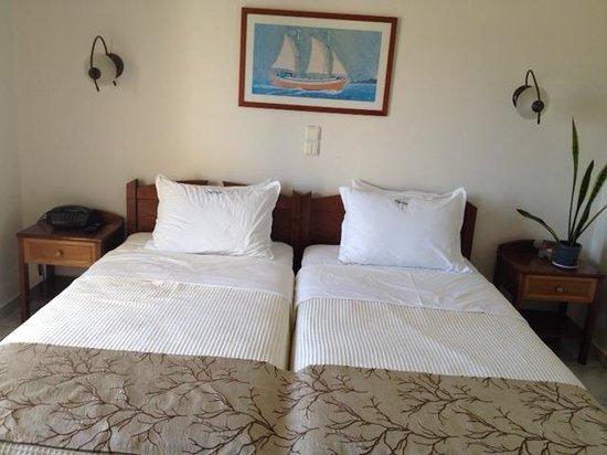 Portiani Hotel: Room