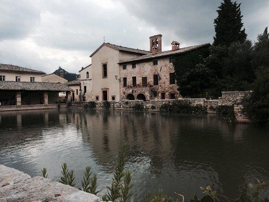 Ristorante La Parata: Bagno Vignoni