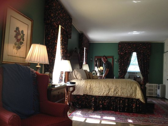 Hamanassett Bed & Breakfast: The room