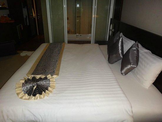 Sand Sea Resort : Quarto novo superior 2