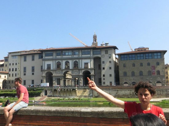 Italy Cruiser Bike Tours: Our guide, Benedetta