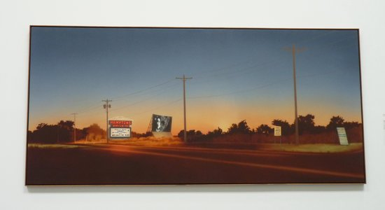 Parrish Art Museum: Hamptons Drive-In 1974, Howard Kanovitz