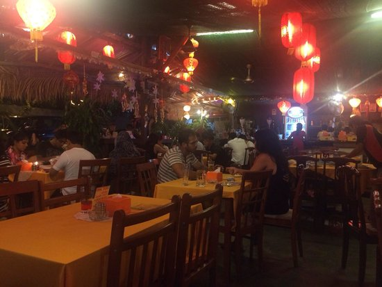 Islandish Seafood Restaurant: Inside