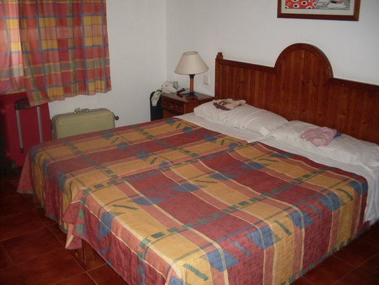 Hotel HL Río Playa Blanca: Bedroom