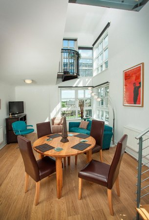 St Giles Apartments : Tolbooth Penthouse