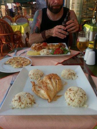 Halikarnas Restaurant: Sublime!