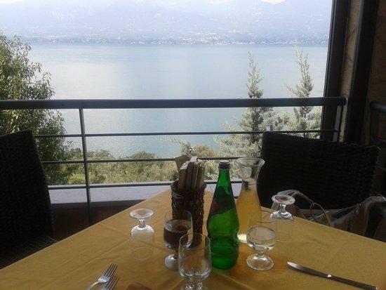 Ristorante Panoramico: Pranzo con vista