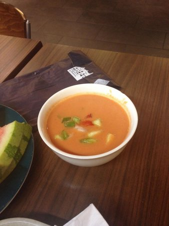 Fres Co: Gaspacho soup