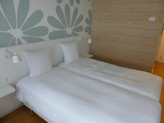 WestCord Hotel Delft: The bed