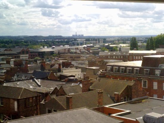 Ibis Nottingham Centre: View From Room