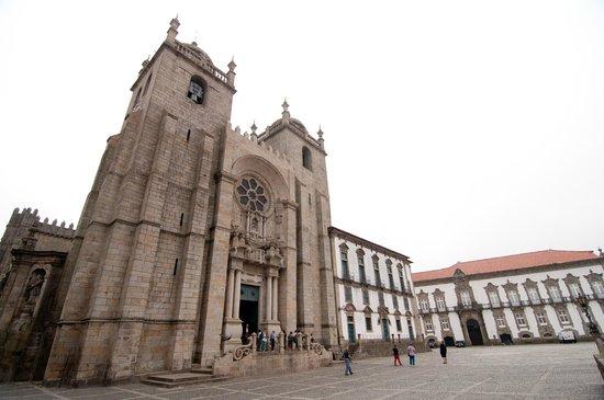 Porto Cathedral (Se Catedral): Facade