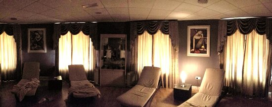 Bloomfield House Hotel, Leisure Club & Spa : relaxation room