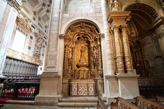 Porto Cathedral (Se Catedral): Udsmykning