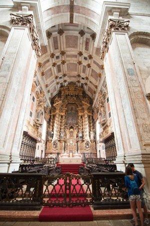 Porto Cathedral (Se Catedral): Alteret