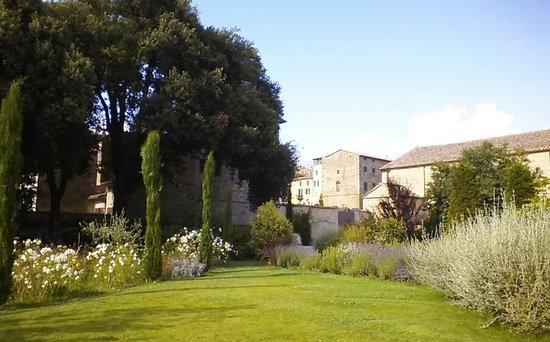 Ai Lecci in Centro: garden