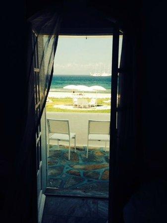 Mykonos Bay Hotel: View
