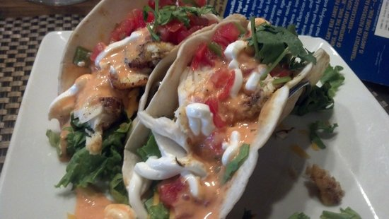 Cali's Fresh Mexican: Del Mar Tacos
