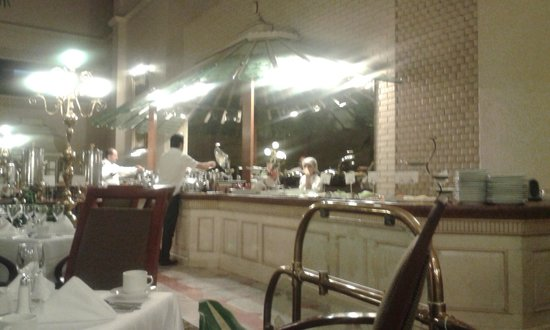 Sheraton Ambassador: el restaurante
