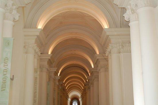 Eremitage und Winterpalais: Eingangshalle