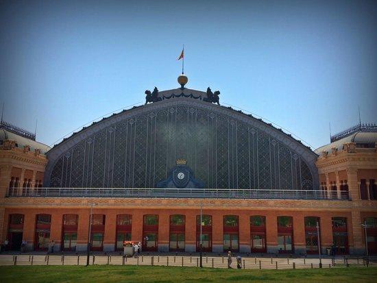 Estación de Atocha: Estacion Atocha