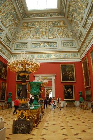 Eremitage und Winterpalais: Prachtsaal