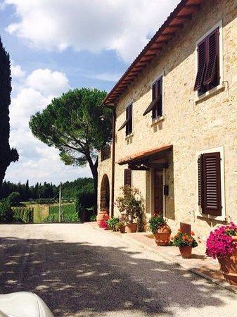 Casa Emma: external view