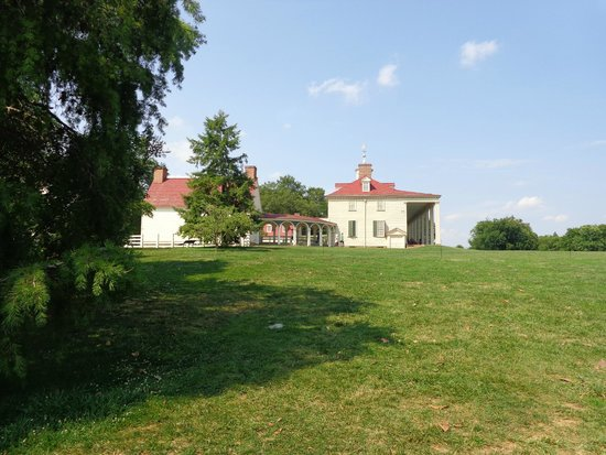George Washington's Mount Vernon: The house