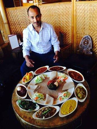 Messob Ethiopian Restaurant Picture Of Messob Ethiopian